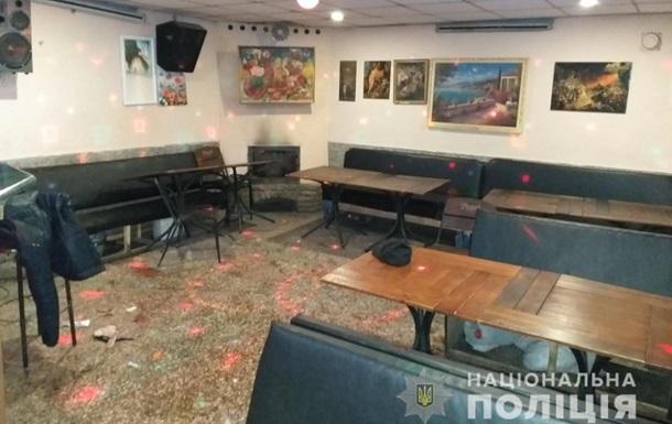 В Харькове посетитель устроил резню в кафе: ранены трое