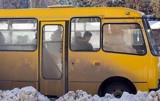 В Николаеве у маршрутки на ходу отвалился руль - соцсети