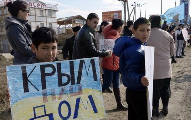 Оккупированная жизнь крымско-татарского народ