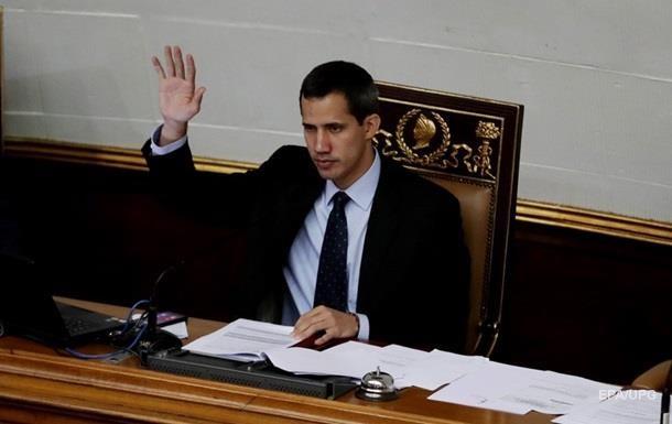Италия не признала Гуайдо президентом Венесуэлы