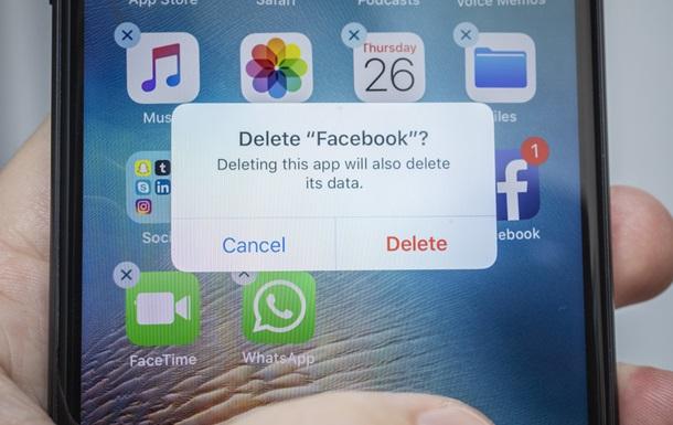 Удаление из Facebook делает людей счастливее - ученые