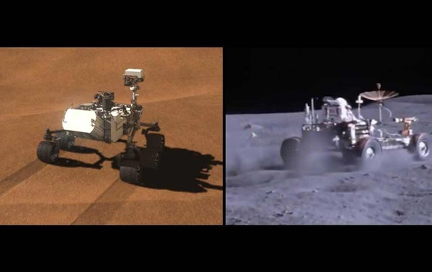 Ровер Curiosity виміряв гравітацію Марса