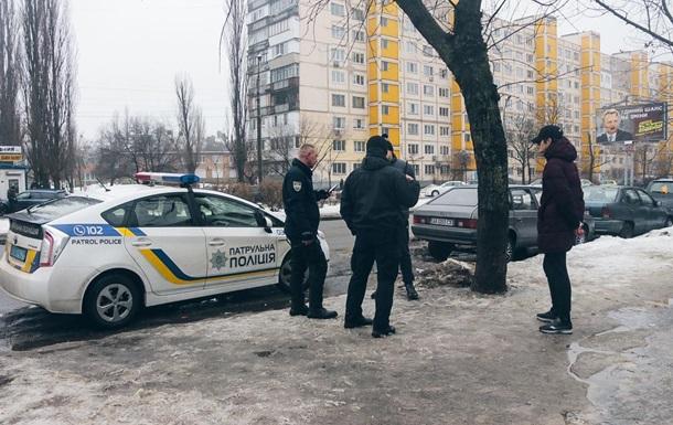 В Киеве пятилетнему ребенку на улице выстрелили в глаз