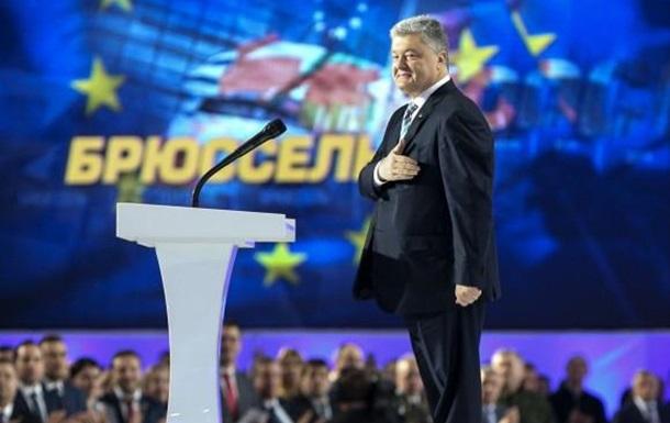 Кандидат Порошенко: томос,  прочь от Москвы  и Украина как региональный лидер