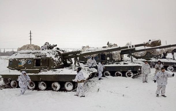 Киев планирует масштабные закупки оружия у США