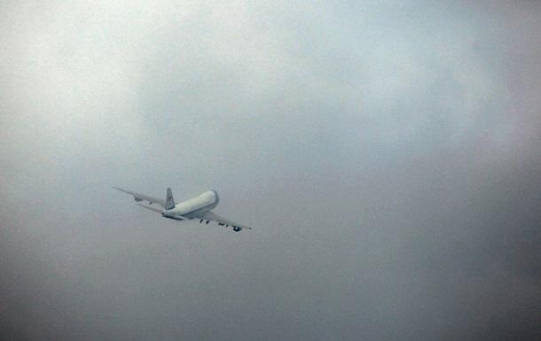 Самолет из Египта вынужденно приземлился в аэропорту Кривого Рога