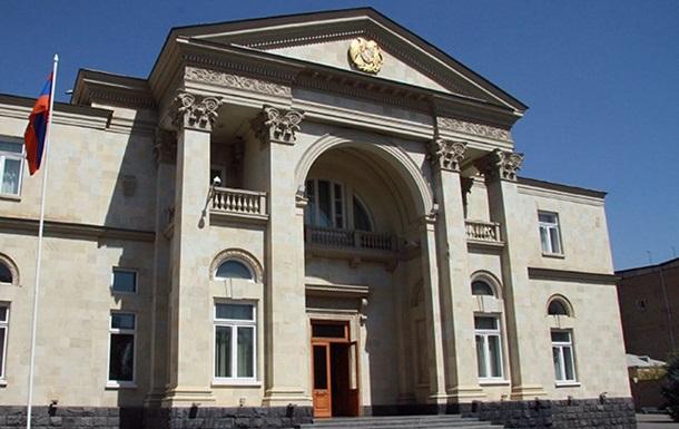 У резиденції прем єра Вірменії сталася крадіжка
