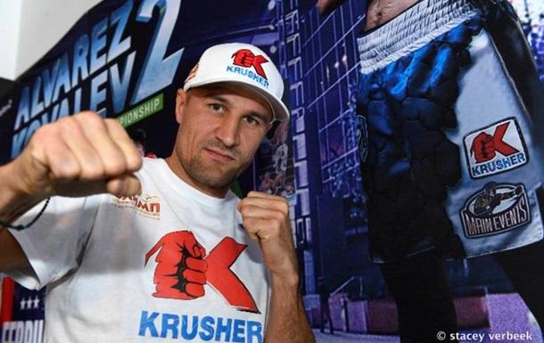 Ковалев вернул титул чемпиона мира, взяв реванш у Альвареса
