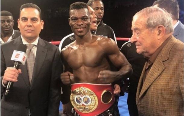 Комми стал чемпионом мира, нокаутировав Чаниева