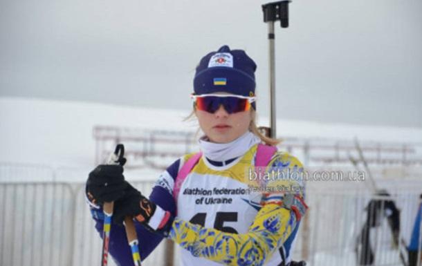 Бех дебютирует за Украину на этапах Кубка мира по биатлону