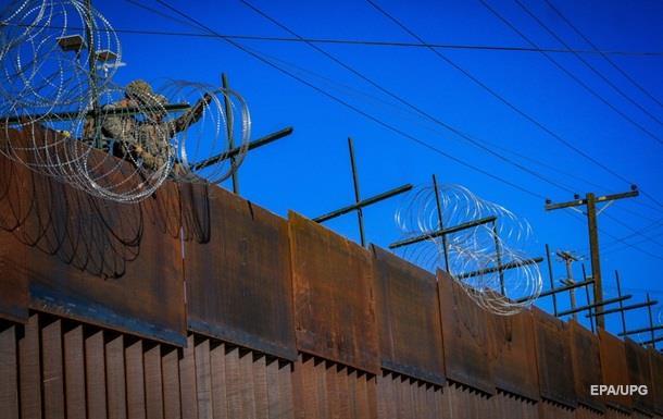 США отправляют военных на границу с Мексикой