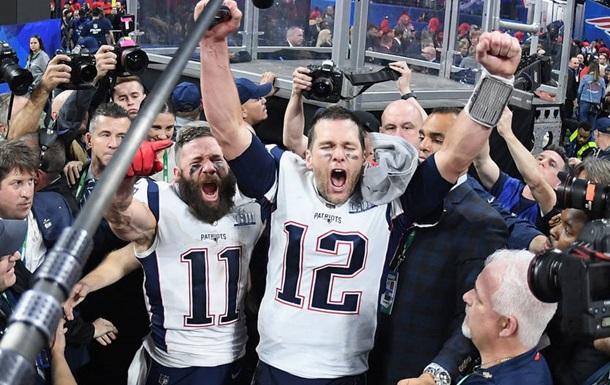 Супербоул-2019: Нью Ингленд Пэтриотс в шестой раз стал чемпионом