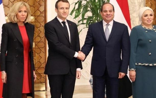 Визит Макрона в Египет и суд над наркобароном: чем запомнилось начало февраля