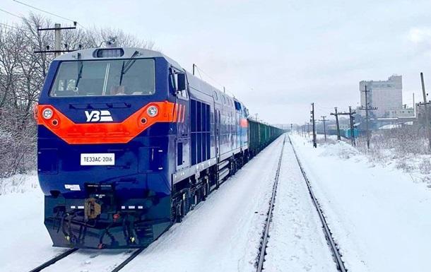 Укрзализныця получила все американские локомотивы