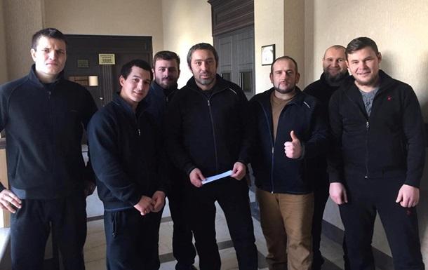 В Грузии выпустили задержанных украинцев - депутат