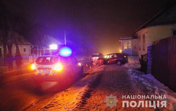В Почаеве пьяный водитель сбил трех человек