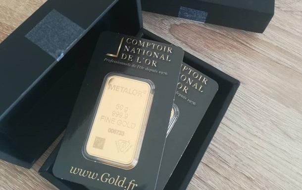 Француз заказал бикини для жены и получил слитки золота