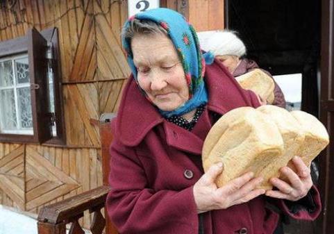 «Выборы мертвых душ»... и при чем здесь хлеб?