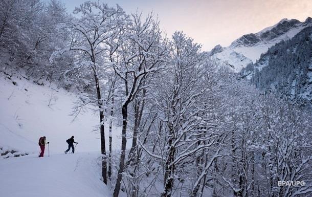 В Закарпатской области сошли семь лавин