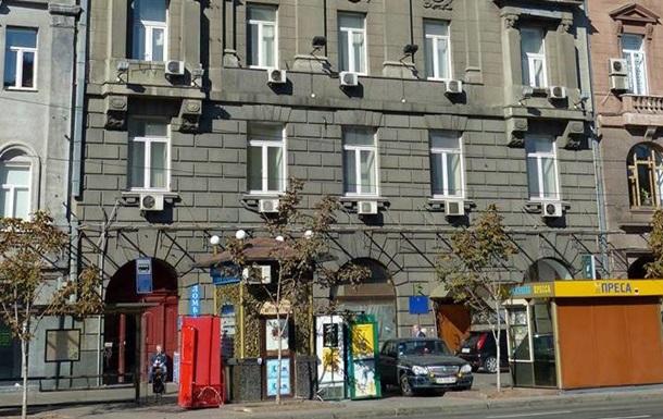 Союз журналистов заявил об обстреле офиса в Киеве