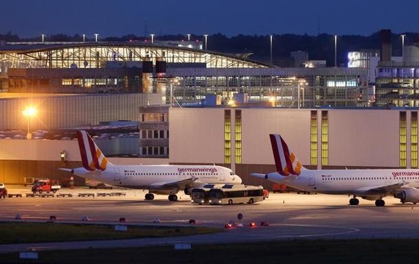 Страйк в аеропорту Гамбурга зачепив тисячі пасажирів