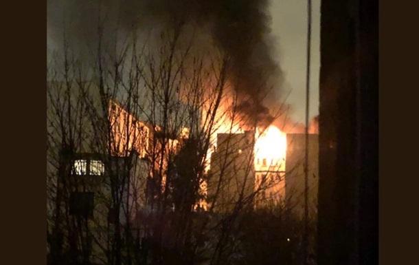 Пожар в Париже: психически больную подозревают в поджоге