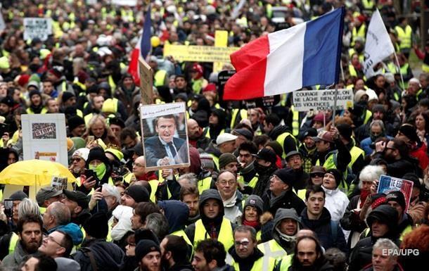 У Франції профспілки оголосили загальний страйк