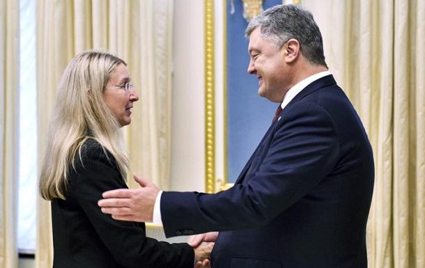 Порошенко: У Супрун есть гражданство Украины