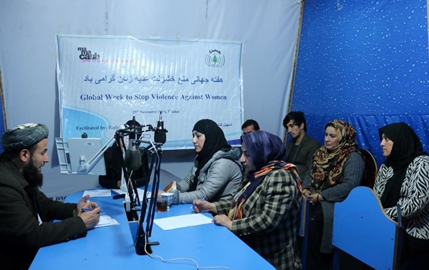 В Афганистане произошло нападение на радиостанцию: есть жертвы