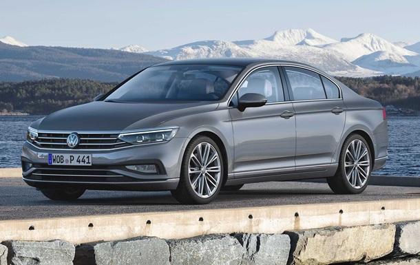 Volkswagen Passat B8: фото