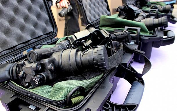 Военную помощь США украли из воинской части на Львовщине