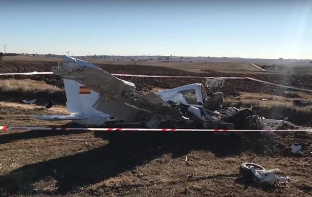 В Испании упал небольшой самолет, есть жертвы