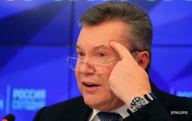 Що говорив Янукович на конференції в Москві