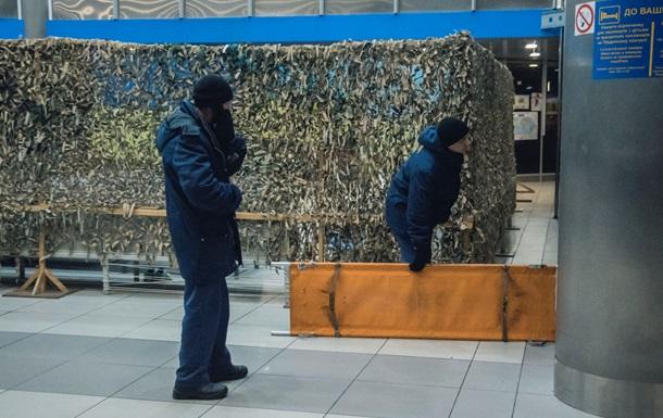 В Киеве на вокзале умер мужчина