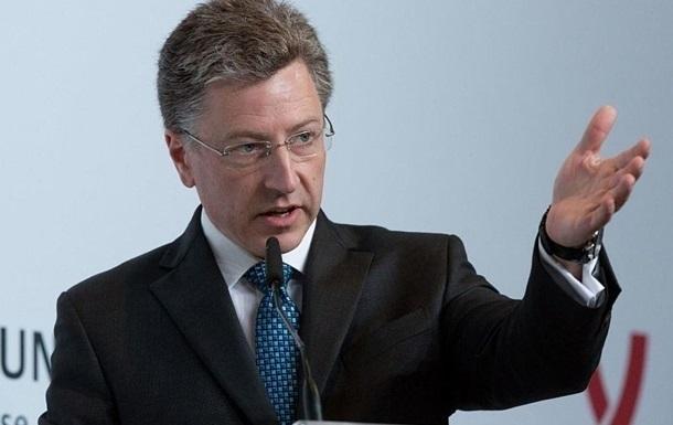 Киев должен допустить наблюдателей из РФ - Волкер