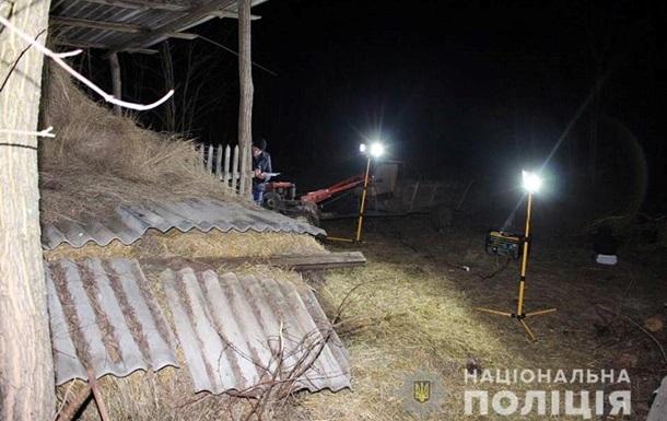 В Одеській області дитина загинула під час гри на стозі сіна у дворі
