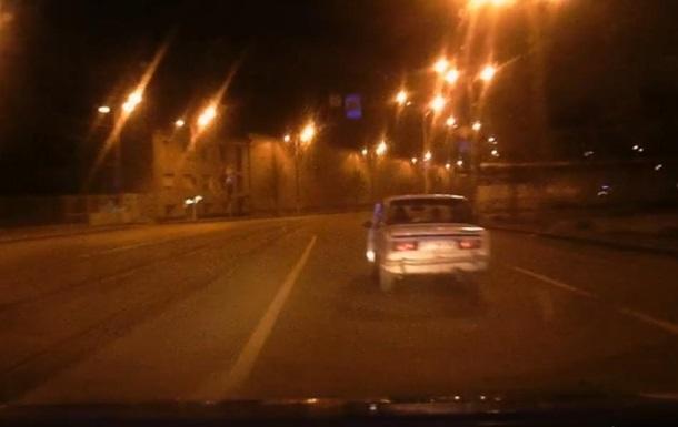 В Запорожье сбежавший из-под ареста пьяный водитель ездил на угнанном авто