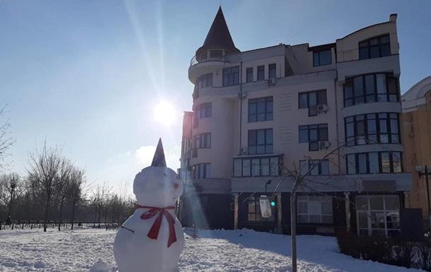 Элитная квартира Януковича