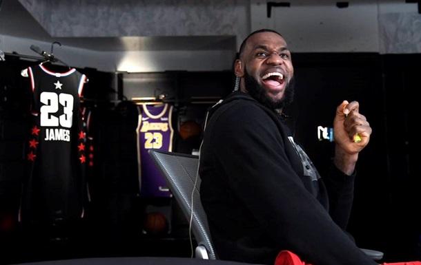 Адетокунбо и ЛеБрон выбрали игроков на Матч всех звезд НБА