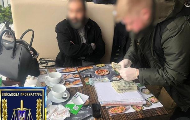 При подкупе чиновников Минобороны задержаны двое людей