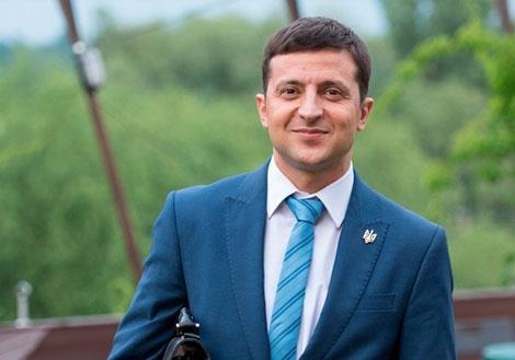 В семье кандидатов в президенты не без Зеленского