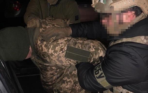 Военные продавали  списанное  оружие на Донбассе