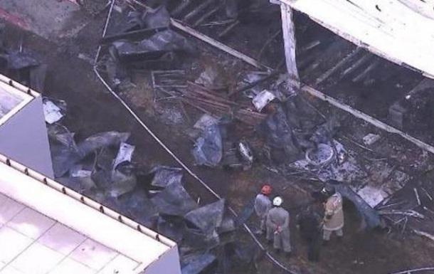 У Бразилії горіла футбольна база клубу Фламенго, є жертви