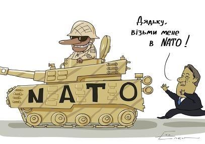 ЕС-НАТО. Почему никто никуда не идет?