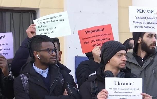 Університет у Кропивницькому проводить відрахування 850 студентів-іноземців