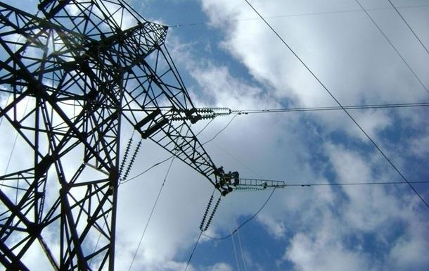 В Украине за год выросло производство электроэнергии