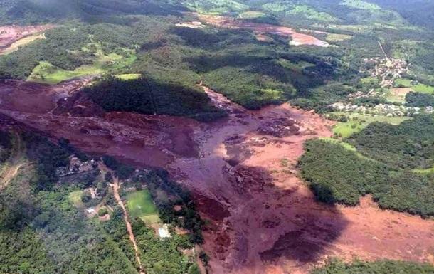 В Бразилии начали эвакуацию из-за возможного прорыва еще одной дамбы