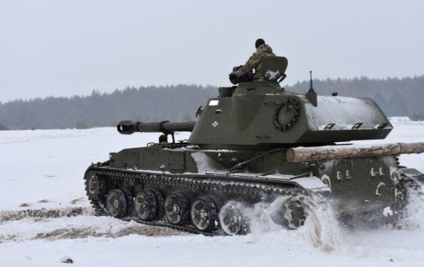 Сутки на Донбассе: девять обстрелов, у ВСУ потери