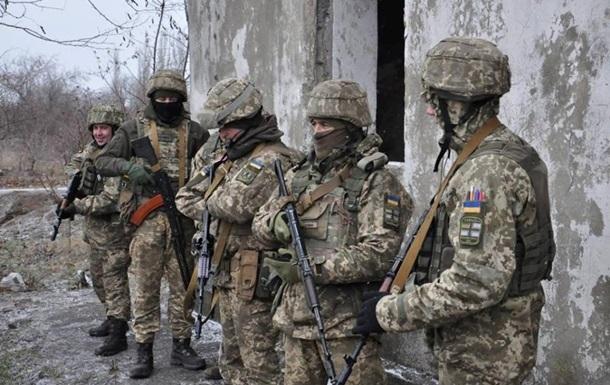 На Донбассе с начала суток не стреляли - ООС