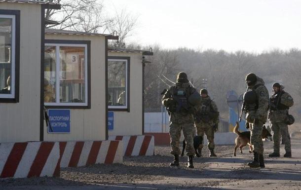 На Донбассе в очереди на блокпосту умер человек